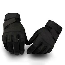 Soft Winter Warm Gloves Army Military Flexible Five Fingers Tactical Mittens