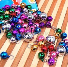 Colorful Pet Dog Cat Ring Animal Metal Bell Accessories Authentic Cute Type MPH