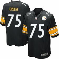Joe Greene Pittsburgh Steelers NFL Nike Replica Home Jersey
