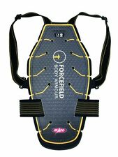 FORCEFIELD BODY ARMOUR BLADE L2 BACK PROTECTOR MOTOR CYCLE BIKE RACE TRACKDAY