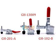 27KG 30Kg 100Kg Holding Capacity Metal Horizontal Hand Tool Toggle Clamp Durable