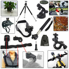 EEEKit Accessories Mount Kit for Sony Action Cam HDR AS15 AS20 AS30V AS100V