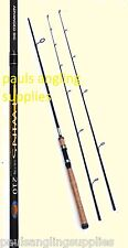 Lineaeffe Carbon Twin Top Spinning Fishing Rod-Spin Rod - 2 Top Joints