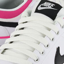 Nike Capri III Leather Women's Casual Shoes 8 10 White Pink