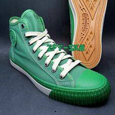 PF FLYERS by NEW BALANCE GREEN GREEN CENTER CNTR HI REIS MENS CASUAL SHOES
