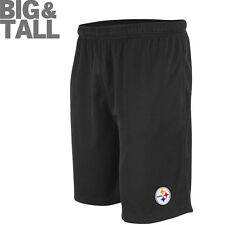 Pittsburgh Steelers Mesh Shorts Men's Football NFL Team Apparel Big Sizes