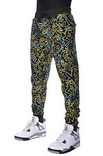 Hudson Global Currency Dollar Euro Pound Sterling Renminbi Symbol Jogger Pants