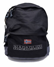 Napapijri Borsa Bag Uomo Donna Scuola zaino zainetto backpack North Cape Nero