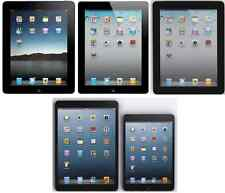 Apple iPad 1st 2nd 3rd 4th Generation Air Mini WiFi Only Tablet 16 32 64 128GB