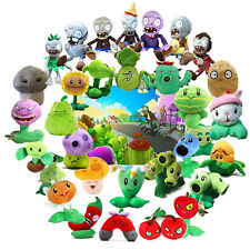 Cute Soft PLANTS vs. ZOMBIES Plush PVZ Toy Stuffed Doll For Kid Child Gift 1PC