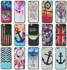 Fashion Design Pattern Hard Skin Back Case Cover For Various Mobile Cell Phones