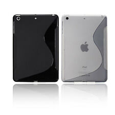 S-Line Wave Gel Soft Back Case Cover For Apple iPad Air 2(6)/air 5/mini3/iPhone6