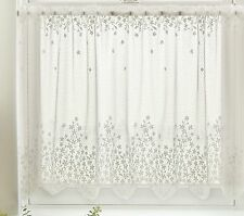 Country Floral Blossom Tier by Heritage Lace, Choice of Two Colors and Two Sizes