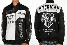 American Fighter AFFLICTION Mens Track Jacket Shirt FLORIDA Biker UFC S-XL $80