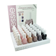 Essie Nail Polish Lacquers Cashmere Matte Collection (No Top Coat Needed)