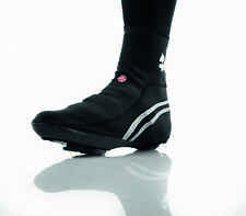 EtxeOndo ADAR Winter Windproof Cycling Booties / Shoe Covers - Black.
