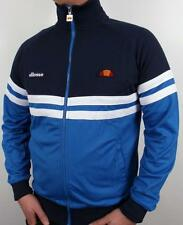 Ellesse Heritage 80s Rimini Track Top in Royal & Navy / Bex 1983 / XS-4XL