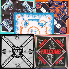 NFL Team Licensed Product Bandana FaceMask SKULL Cap Doo RAG Du Biker Hat