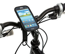 Bicycle Bike Handlebar Mount with Anti shock Tough Case for Samsung Galaxy S3