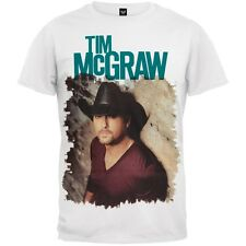 Tim Mcgraw - Brothers Of The Sun 2012 Tour Adult Mens T-Shirt