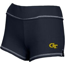 Georgia Tech Yellow Jackets - Team Girls Juvy Shorts - Dark Blue