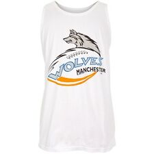 Manchester Wolves - Logo Tank Top