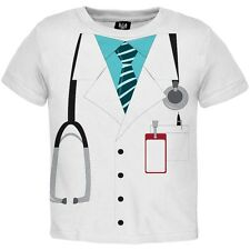 Doctor Costume Toddler T-Shirt