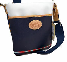 Borsa La Martina Polo Uomo Men Uomo Donna Pelle Messenger Bag Borsello tracolla