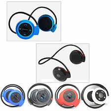 Card Mp3 FM Bluetooth Stereo Headset For Mobile Phone Motorola Google iPhone HTC