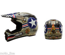 Casco moto enduro cross motard O'NEAL SERIE 5 WINGMAN 2014
