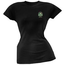 St. Patricks Day -  Kelly's Irish Pub Beer Wench Black Soft Juniors T-Shirt