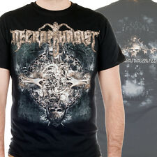 NECROPHAGIST - Only Ash Remains - T SHIRT S-M-L-XL-2XL Brand New Official