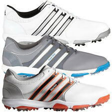 Adidas Golf 2016 Mens Tour360 X Waterproof Golf Shoes - Wide Fit
