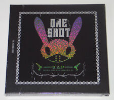 B.A.P BAP - One Shot (2nd Mini Album) [CD+Photocard (Random)+Poster+Gift Photo]