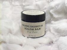 Organic Coconut Oil Healing Balm for Pets - Great for all furry friends