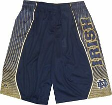 Notre Dame Fighting Irish Navy Radiant Shorts