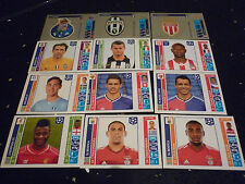Panini  - Champions League Stickers, 2015, 2014 - SELECT BUNDLES OF STICKERS