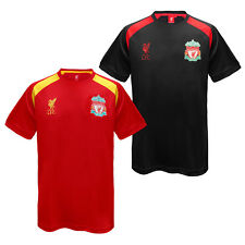 Liverpool FC Official Football Gift Mens Poly Training Kit T-Shirt (RRP £19.99!)