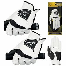 *PACK of 2* Callaway Xtreme 365 Mens Golf Gloves Twin Pack - All Options 2015