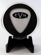 Eddie Van Halen EVH 2014 Guitar Pick With MADE IN USA Display Case & Easel
