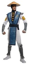 Mortal Kombat Deluxe Raiden Japanese Video Game Adult Mens Halloween Costume