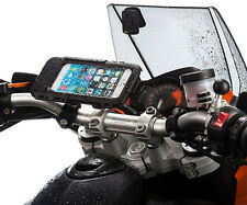 Motorcycle M6 M8 M10 Clamp Bolt Bike Mount with Waterproof Case for iPhone 6 4.7