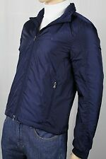 POLO RALPH LAUREN PERFORMANCE BLUE JACKET WINDBREAKER NWT $198