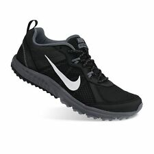 New! Mens Nike Wild Trail Sneakers Shoes  - 4 E Wide Width black most sizes
