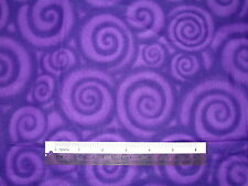 Rainbow swirl dot blender cotton quilting fabric *Choose design, size