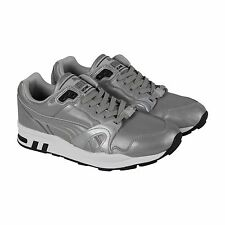 Puma XT1 Reflective Mens Gray Synthetic Lace Up Sneakers Shoes