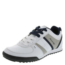 American Eagle Men's Shoes QUINCY Oxford WHITE