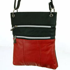 Women's Purse Cross Body Shoulder Bag Leather Handbag Small Retro Organizer Tote