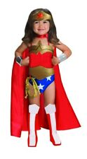Girls Child Deluxe WONDER WOMEN Costume DC Super Heroes Collection