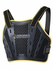 FORCEFIELD BODY ARMOUR ELITE CHEST PROTECTOR MOTOR CYCLE BIKE RACE TRACKDAY SKI